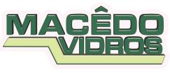 Logomarca Macedo Vidros